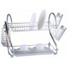 Двухъярусная сушилка для посуды ConBrio СВ-850