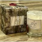 Свеча массажная с маслом ламинарии и купуасу Dal Corа, стака 180 мл