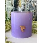 Свеча для декора Цилиндр h9см Dal Corа парафин