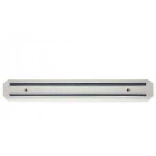 Магнитная планка для ножей белая на 38 см Con Brio
