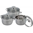 Набор кухонной посуды 6 пр Con Brio
