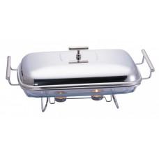 Мармит на 3л Con Brio посуда для подачи горячих блюд с подогревом