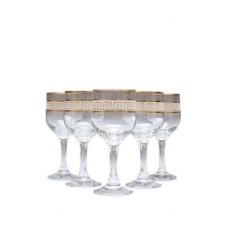 Набор бокалов для вина 6 шт 165мл
