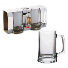 Набор бокалов для пива на 330 мл Pasabahce