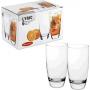 Набор высоких стаканов Pasabahce Lyric 6 шт.