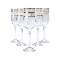 Набор бокалов для шампанского 6 шт 195мл