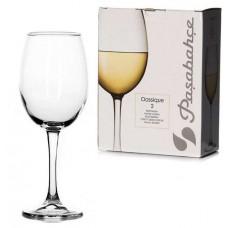 Бокалы для вина Класик на 360 мл 2 шт Pasabahce