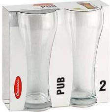 Набор бокалов Pasabahce Pub для пива 2 шт.