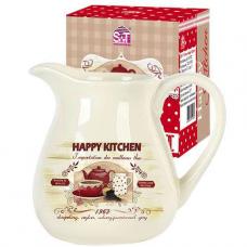 Кувшин 1 л Happy Kitchen SNT