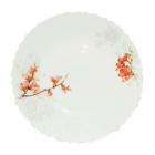 Десертная тарелка Айва оранж 19 см SNT