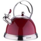 Чайник Milano красный 3л Bergner