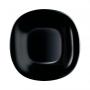 Десертная тарелка Carine Black d=19 см LUMINARC