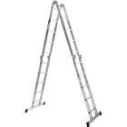 Лестница-трансформер, 4 секции по 5 ступеней Stark (Германия) 4*5