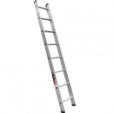 Лестница односекционная приставная алюминиевая, 8 ступеней Stark (Германия) SVHR1x8