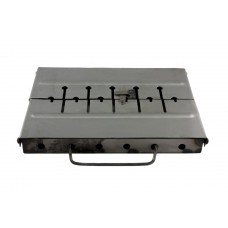 Мангал-чемодан ТМЗ - 12 шп., облегченный