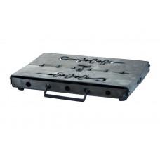 Мангал-чемодан DV - 6 шп. x 1,5 мм (горячекатаный)