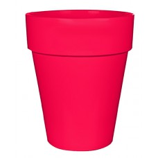 Горшок для цветов 11 л. глина, розовый