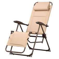 Кресло портативное TE-09 SD Кресло-шезлонг бежевый