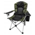 Портативное кресло Time Eco TE-17 SD-140, черно-зеленое