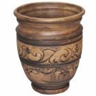 Стакан Шляхтянский 0,4л керамический глиняный