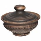 Солонка Шляхтянская 0,15 л керамическая глиняная