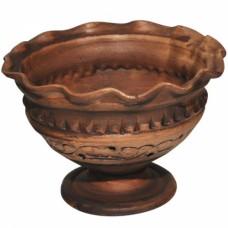 Креманка Шляхтянская 0,25 л керамическая глиняная