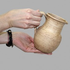 Кувшин 0,7л Скифский орнамент керамический глиняный