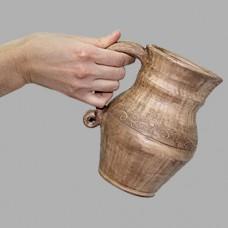 Кувшин 1,3 л Виноград керамический глиняный керамическая глиняная