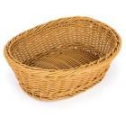 Плетенная корзинка для хлеба 255*205 мм пластик Empire