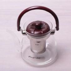 Заварочный чайник с ситом на 800 мл Kamille