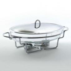 Мармит на 2.9 л Bohmann посуда для подачи горячих блюд с подогревом