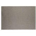 Салфетка под горячее 30X45 см серо - металлического цвета Empire