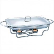 Мармит на 3 л Berlinger Haus посуда для подачи горячих блюд с подогревом