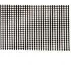 Салфетка под горячее 30X45 см серо - черного цвета Empire