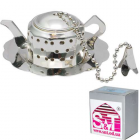 Заварник для чая в чашке с подставкой 6 * 2,5 см, декор Чайник SNT
