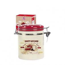 Емкость для сыпучих продуктов 0,5 л Happy Kitchen SNT