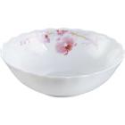 Салатник 20см Розовая орхидея Стеклокерамическим SNT