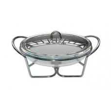 Мармит Bohmann 1,5 л посуда для подачи горячих блюд с подогревом
