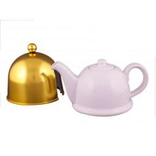 Заварочный чайник с колпаком на 800мл Е-декор