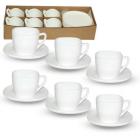 Набор кофейный 12 пр, Белый SNT